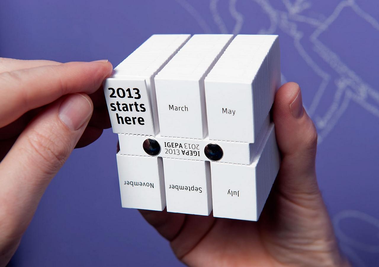 27 разновидностей календарей (100 фото)