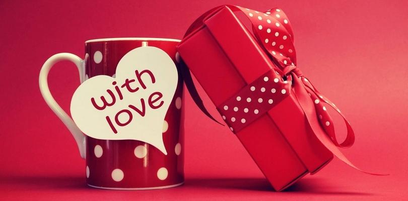 11 идей подарков для любимого и любимой к 14 февраля