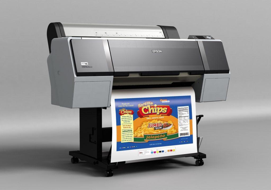 Оборудование типографий для печати полиграфической продукции